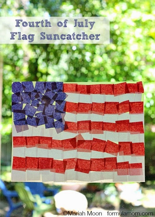 Fourth-of-July-Crafts-Tissue-Paper-Flag-Suncatcher-vert