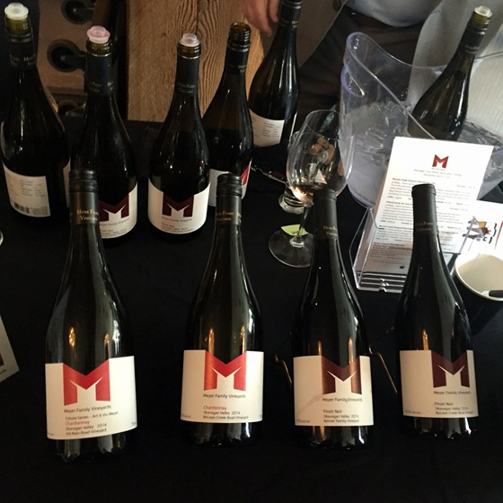 Single vineyard Chardonnay and Pinot Noir is the focus at Meyer