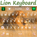 The Lion Keyboard icon