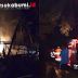Miris, Rumah Nenek Renta 90 Tahun Ludes Terbakar di Sukabumi