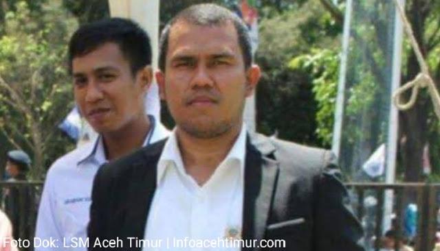 Persekutuan Gabungan Atau Aliansi LSM Aceh Timur Laporkan ke Ombudsman