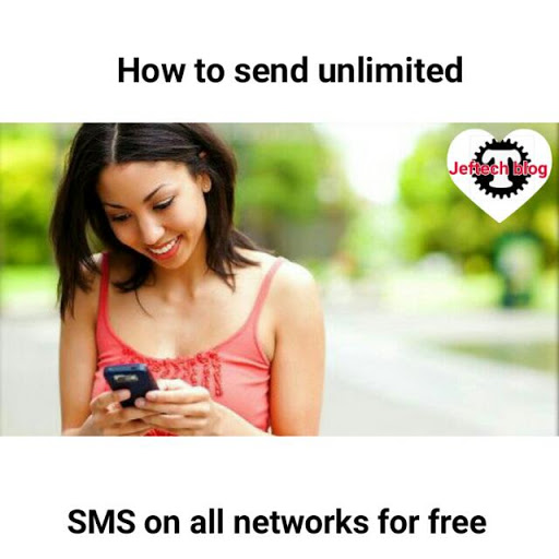 How To Send Unlimited SMS For Free On All Networks And Country.