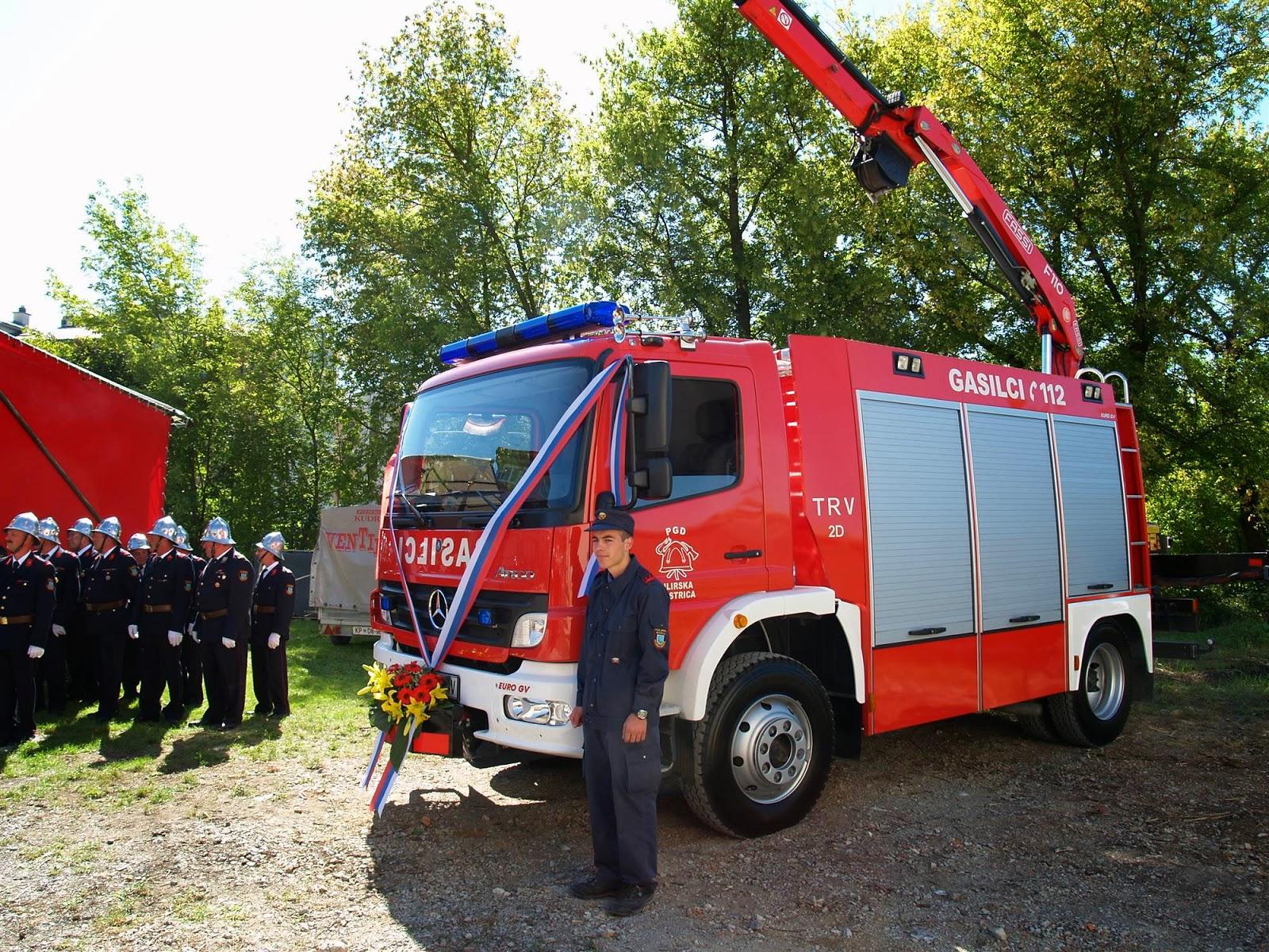 Gasilska parada, Ilirska Bistrica 2006 - P0103576.JPG