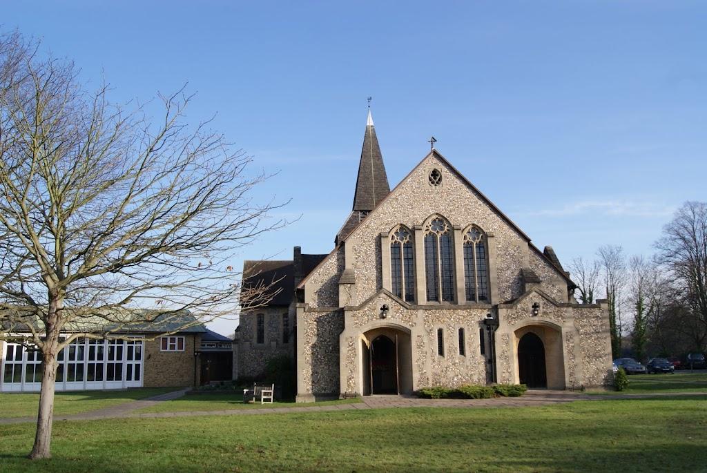 St John's Church West Byfleet Surrey 3872x2592