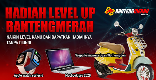 BANTENGMERAH.COM - Hadial Level Up
