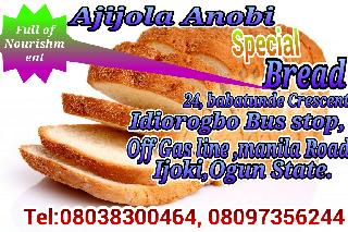 Ajijola Anobi special bread