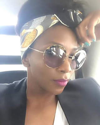 Nollywood Diva, Genevieve Nnaji prays for nigeria teams to win todays match