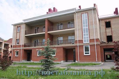 Коттеджи, Челябинск, КостаБланкаРФ, Чистые пруды