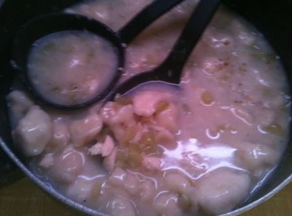 Mimi's Chicken & Dumplings Recipe