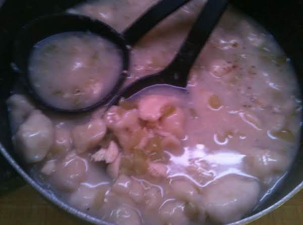 Mimi's Chicken & Dumplings Recipe