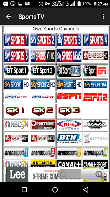 Download Sports Tv App To Watch Live Football And Other