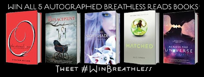 Win 5 Autographed Books
