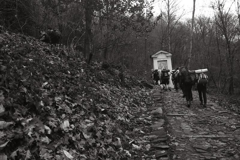 Route Invernale - Clan Jonathan - Monte Mesma, 3-5.1.14 - IMGP0922.JPG