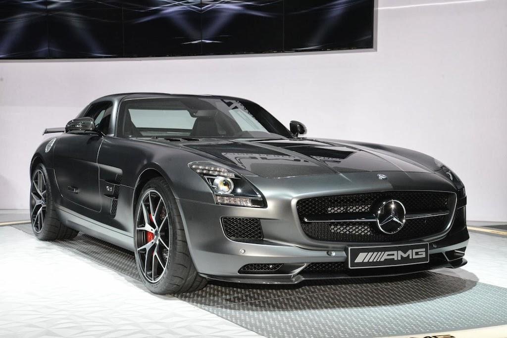 2015 Mercedes Benz SLS AMG GT Final Edition 1