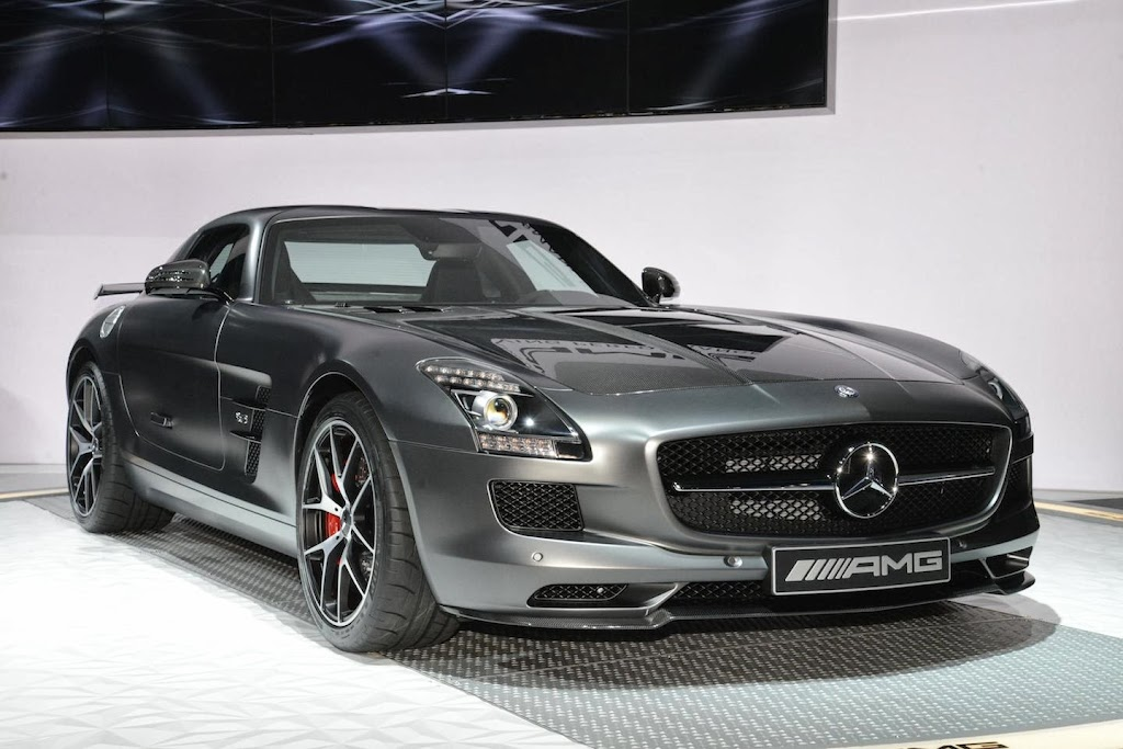 2015 Mercedes Benz SLS AMG GT Final Edition 1
