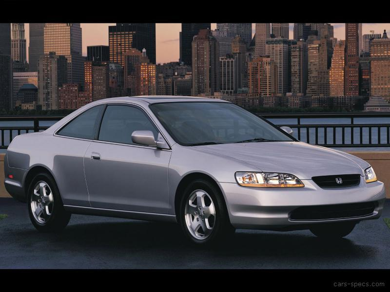 1999 honda accord coupe specifications pictures prices. Black Bedroom Furniture Sets. Home Design Ideas