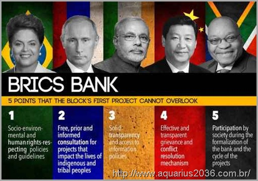 Brics anti nova ordem mundial