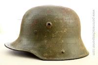 German Feldgrau helmet