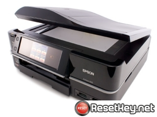 Reset Epson Artisan 835 Waste Ink Counter overflow problem