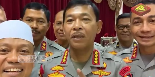 Kapolri Instruksikan Polisi Tingkatkan Keamanan Cegah Kebakaran Markas