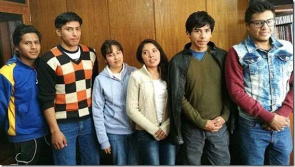 UMSA: Equipo boliviano participará en competencia de la NASA