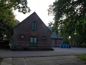 Zuidkamp gebouw Z4