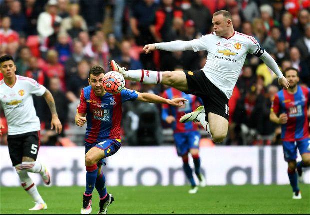 Manchester United Win 2016 FA Cup