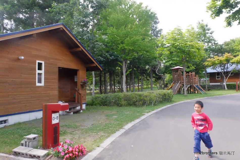白石公園 はこだてオートキャンプ場