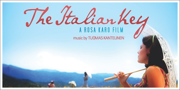 The Italian Key (Soundtrack) by Tuomas Kantelinen - Review