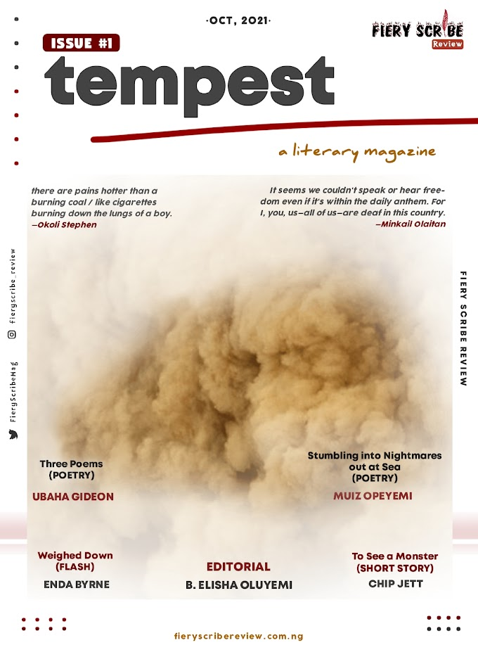 Download Issue One: Tempest🔥