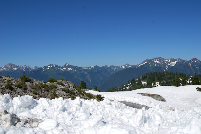 The view from Artist Point / Credit: Bellingham Whatcom County Tourism