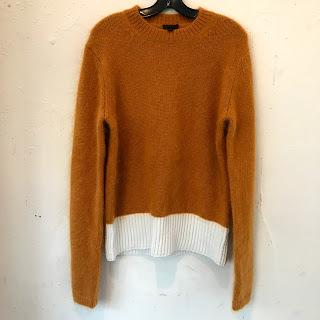 Coach Mohair Sweater