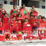 Red day celebrations at Swarnapuri Branch