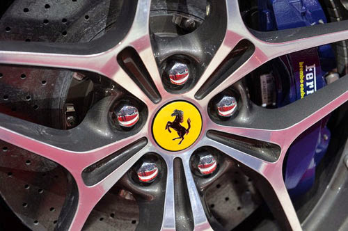 Ferrari California T: Siêu xe rẻ nhất trình làng - 12