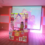 STORY TELLING FOR JUNIOR KG AT WITTY WORLD (29.11.2016)