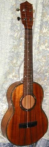 hilo bay koa tenor ukulele
