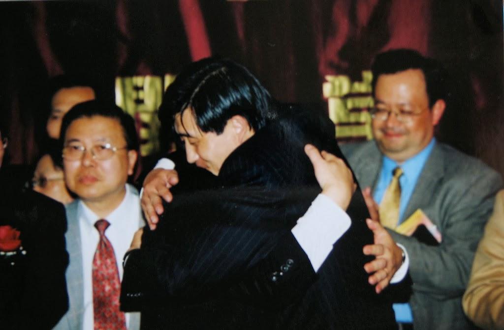 Opening Ceremony. 2002-04-13 開堂典禮