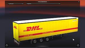 Schwarzmuller DHL trailer mod