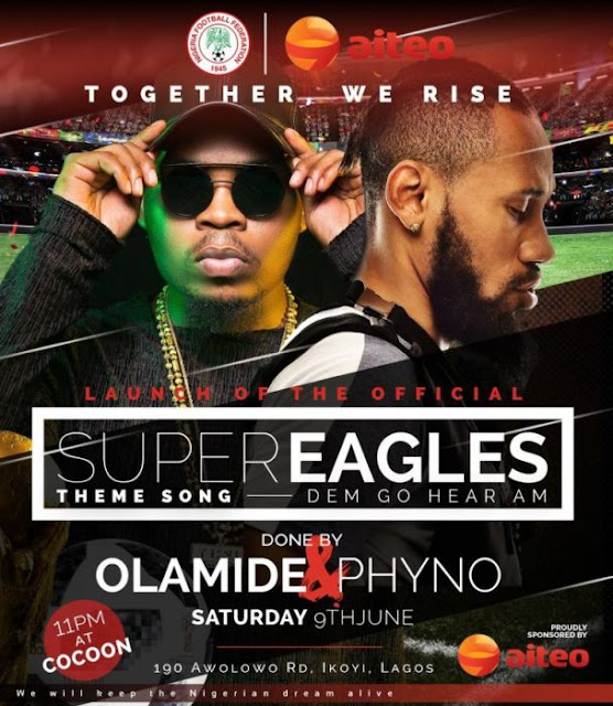 MP3 DOWNLOADS:Olamide & Phyno – Road 2 Russia (Prod. by Pheelz)