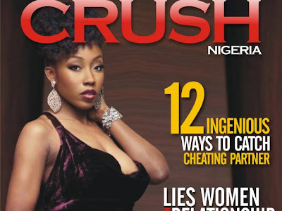 Celebrity Crush magazine just released her first edition.