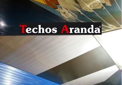 Precio de Techo Aluminio Cocina Madrid