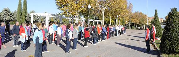El Programa ENFORMA de la Comunidad de Madrid cumple su 10º aniversario