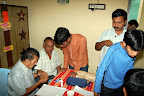 Volunteers involved in the blood test :: Date: Feb 17, 2008, 10:18 AMNumber of Comments on Photo:0View Photo
