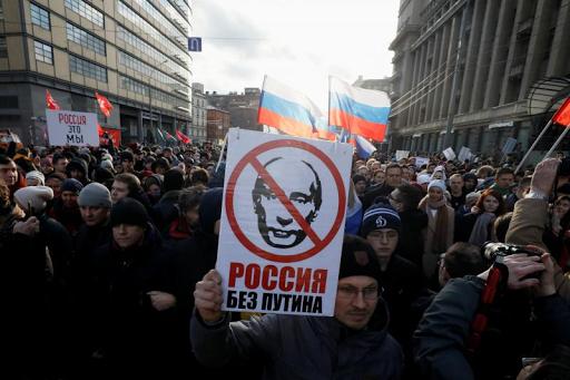 إستراتيجية العلاقة الأمريكية الروسية القادمة
