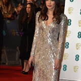 OIC - ENTSIMAGES.COM - Gemma Chan at the  EE British Academy Film Awards 2016 Royal Opera House, Covent Garden, London 14th February 2016 (BAFTAs)Photo Mobis Photos/OIC 0203 174 1069