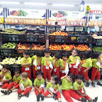 Field Trip to Supermarket by Playgroup Evening Section at Witty World, Chikoowadi (2018-19)