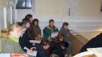 Zbor načúva kázni