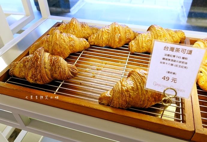10 Gontran Cherrier Bakery Taipei 限購6個法國超人氣排隊可頌 食尚玩家 台北大雞大利食來運轉特別企劃