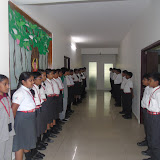 First ever elections in Akshara International School. For head boy, Head girl, House captains, House