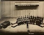 こども音楽コンクール。西日本優秀校に選ばれ、大舞台でお披露目。(1973)